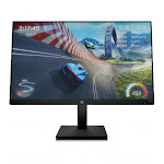 "HP X27q 27"" QHD 165Hz 1ms Gaming Monitor - 2560 x 1440 QHD Display @ 165Hz - In-Plane Switching (IPS) Technology - 400 Nit Brightness w/ 99% Color Gam"