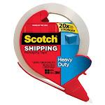 "Scotch Premium Performance Packaging Tape - 1.88"" Width X 54.60 Yd Length - Polypropylene - Heavy Duty - Dispenser Yes - 1 Each - Clear (3850RD)"