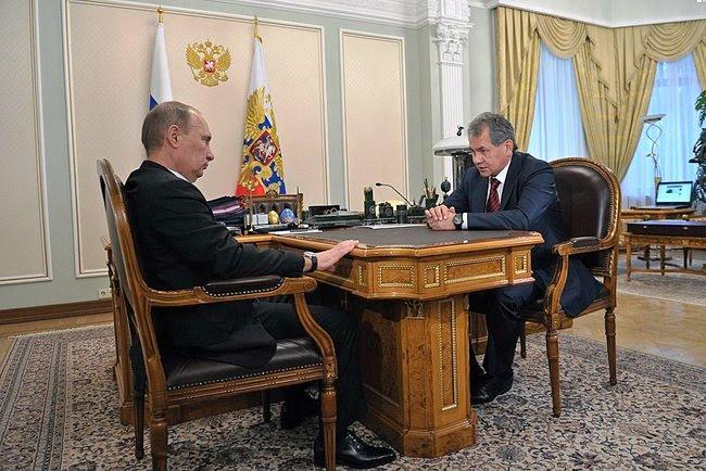 Ρώσος υπ. Άμυνας στην Αθήνα: Ώρα για αμυντική συμφωνία