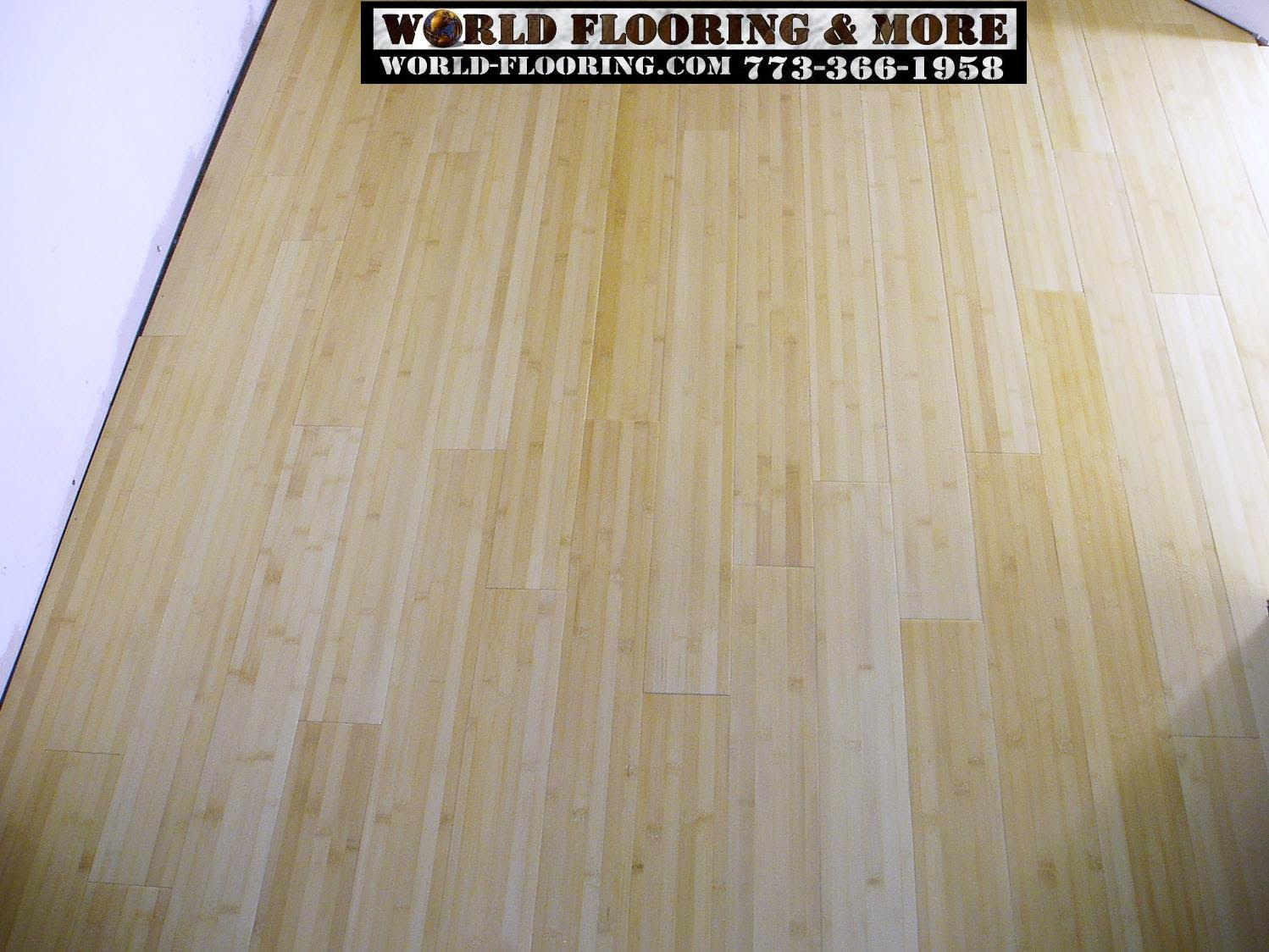 Bamboo floor prefinished engineered and laminate flooring Chicago ...