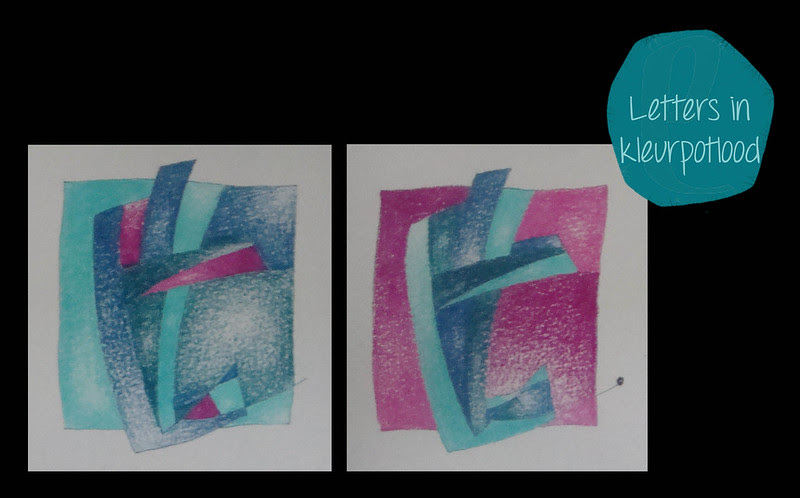 66 - Letters in kleur 04