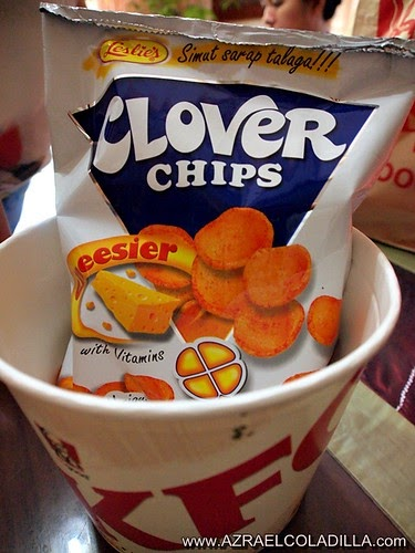 KFC Philippines teams up with Leslie's Clover Chips for ...