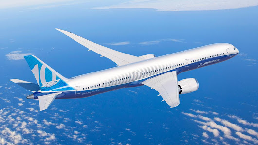 Snubbed by the South: Washington loses Boeing 787-10 Dreamliner to Charleston, S.C. - Puget Sound Business Journal