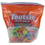 Tootsie Rolls Frooties Assorted Fruit Rolls 2.31 Lb