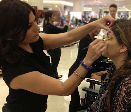 Makeup Artist in Houston, TX :: CAPUCHINO BEAUTY