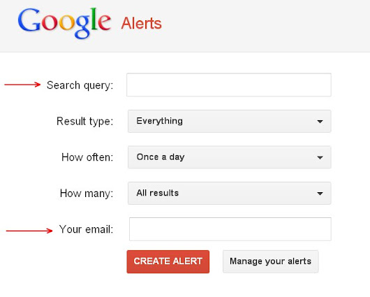 How Google Alerts can monitor your online presence | Pioneer Internet Marketing