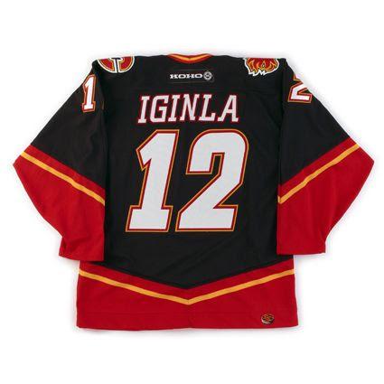 Calgary Flames Alt 98-99, Calgary Flames Alt 98-99