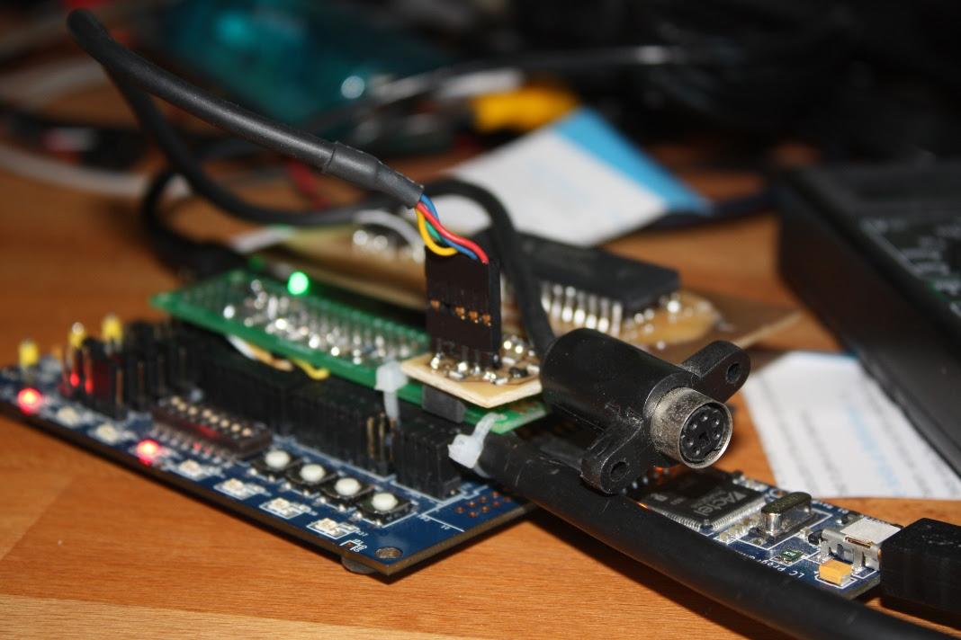 ps2 keyboard adapter