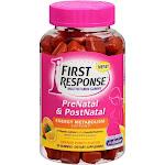First Response Multivitamin, PreNatal & PostNatal, Gummies, Orange Punch Flavor - 90 gummies