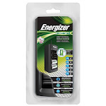 Energizer Family Size NiMH Battery Charger - 12 V DC Input