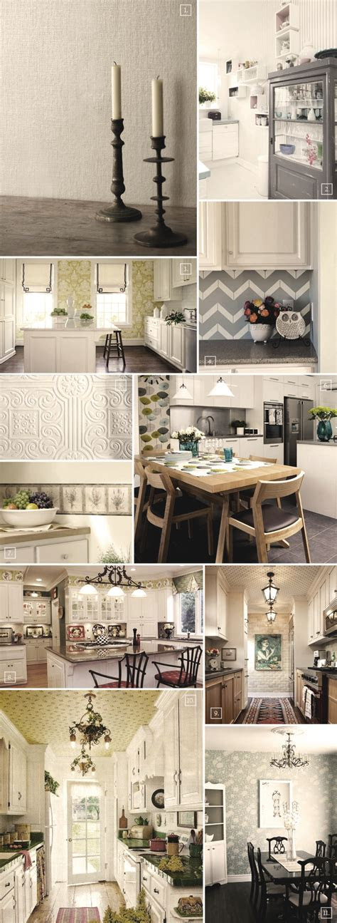 design notes  kitchen wallpaper ideas home tree atlas