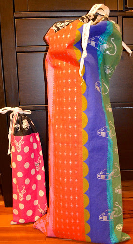 Quilts in Bags