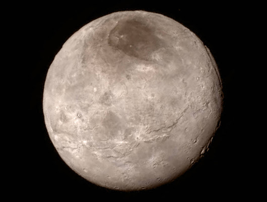 Active geology on Pluto and Charon is blowing scientists minds