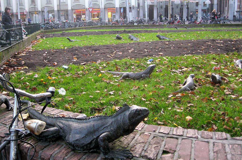 25 esculturas e estátuas criativas de todo o mundo 18