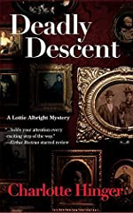 Deadly Descent by Charlotte Hinger