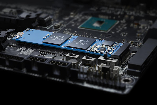 Intel Optane Memory has a mission: Make hard drives faster than SSDs