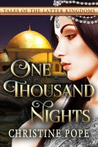 One Thousand Nights by Christine Pope