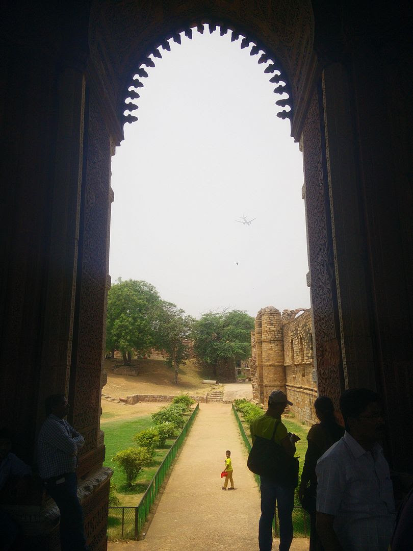 Qutub Minar in Delhi photo  IMG_20150511_113844_zps2htvrthx.jpg