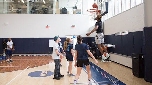 Basketball for a Cause - SJCNY On Campus