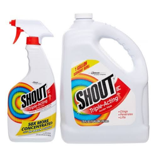 Shout Laundry Stain Remover | 150oz