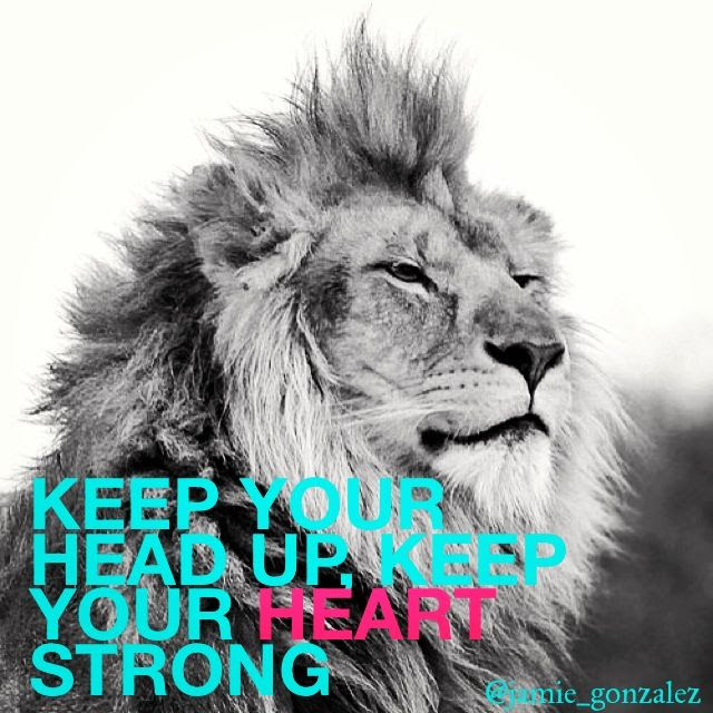 Quotes About Heart Of A Lion 31 Quotes