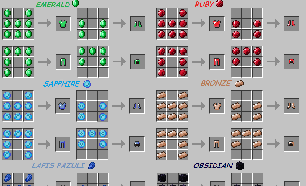 Minecraft Obsidian Craften - Omong c