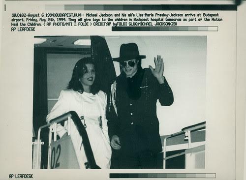Jackson Michael - Aug 1994