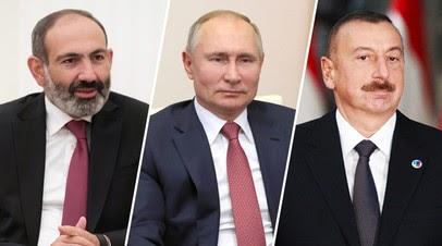 «Традиционная площадка»: лидеры России, Армении и Азербайджана проведут встречу в Москве по вопросу Нагорного Карабаха