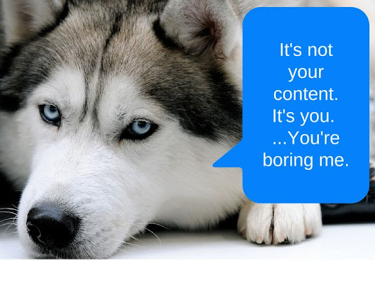 How to Create Boring-Industry Content that Gets Shared