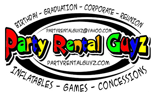 Concessions | Party Rental Guyz