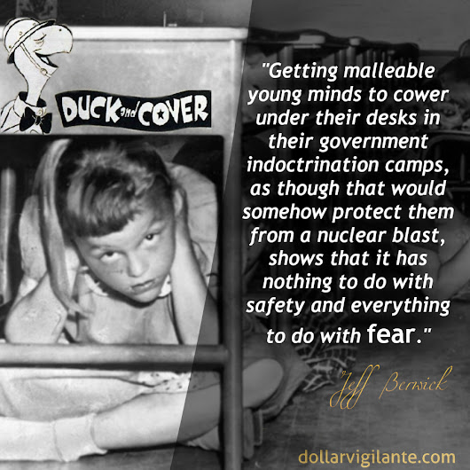 "Who Remembers Watching ""Duck and Cover"" in School? — Steemit"