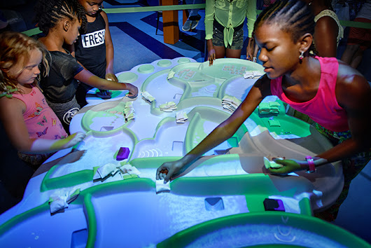 10 can't miss things in a visit to the NEMO Science Museum