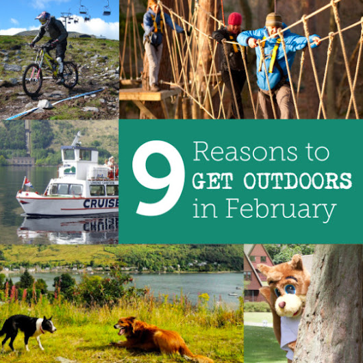Get Outdoors This February