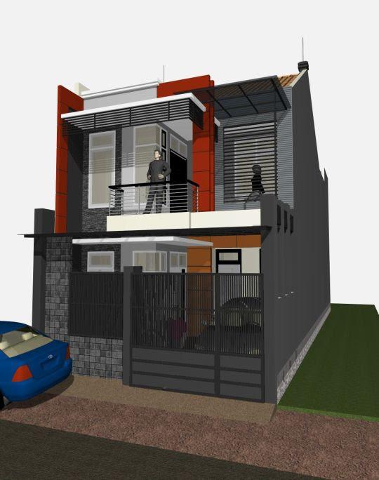 Desain Rumah Minimalis Modern  Rumah Minimalis 78
