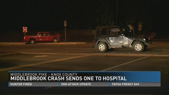 Driver in fatal crash tried to avoid stalled vehicle ...