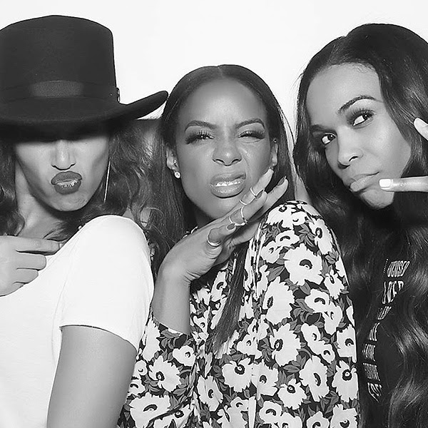 Beyoncé Reunites with Destiny's Child at Kelly Rowland's Birthday