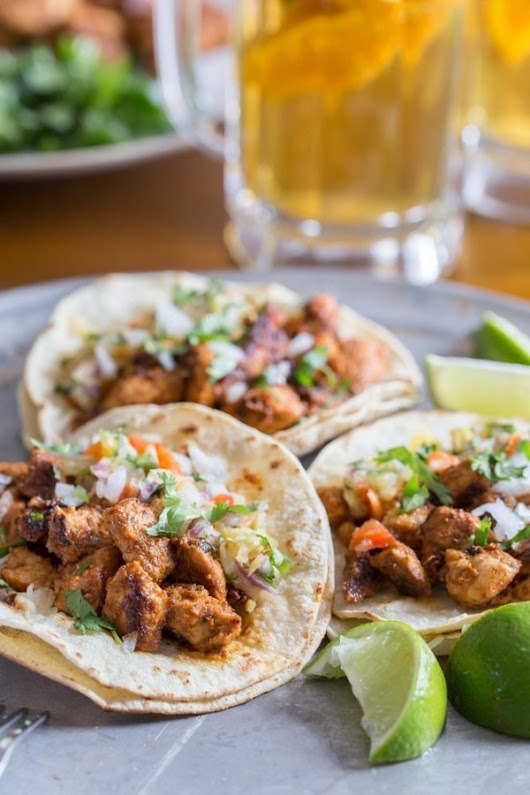 Easy 10-Ingredient Tacos Al Pastor Marinade Recipe
