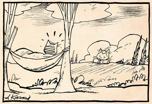 Laugh-Out-Loud Cats #1883 by Ape Lad