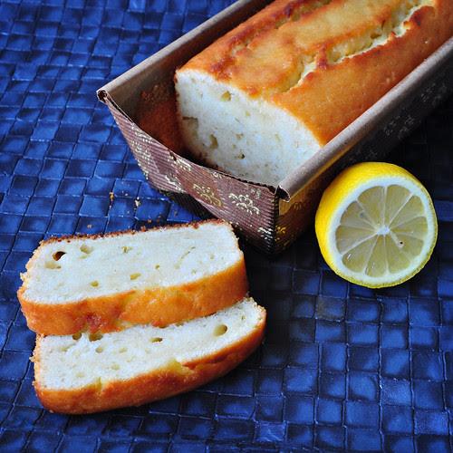 Lemon Head Cake