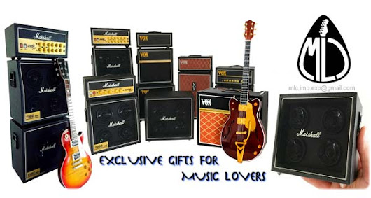 Music Legends Collection official web-site. Music themed gifts idea for music lover. wholesale, manufacturer