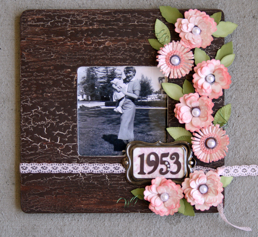 Wood Photo Frame Craft Details Ancok