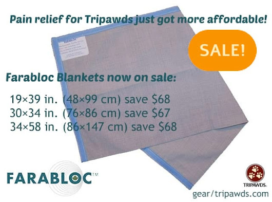 How To Prevent Common Tripawd Injuries + Farabloc Pain Relief Sale!