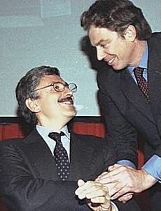 D'Alema e Blair