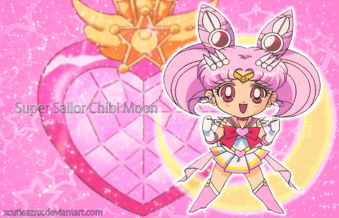 Image result for sailor chibimoon