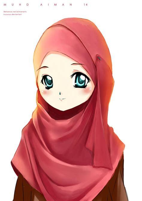 random muslimah   kuzuryodeviantartcom  atdeviantart