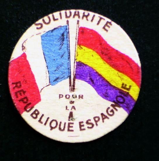 AOÛT 1936 : Léon BLUM signe un pacte de NON-INTERVENTION, alors que le fascisme attaque L'ESPAGNE de Front populaire