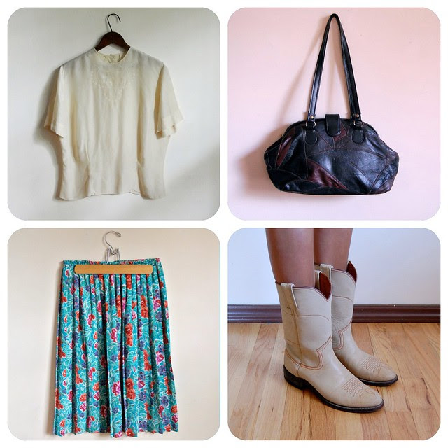How to Wear Vintage • Skirting the Issue.