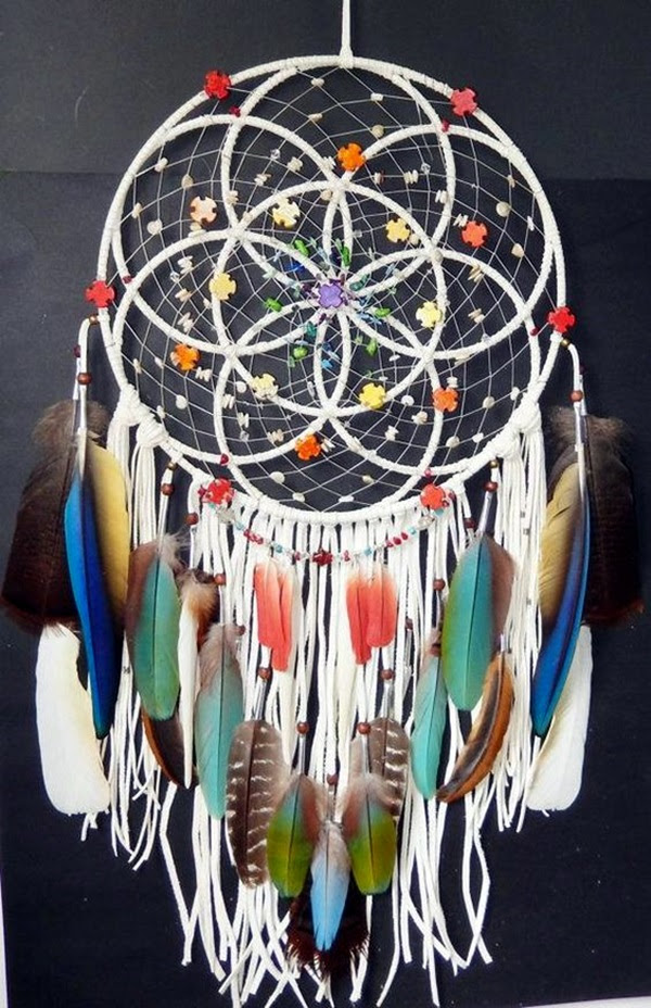DIY Dream Catcher Ideas For Decoraion (17)