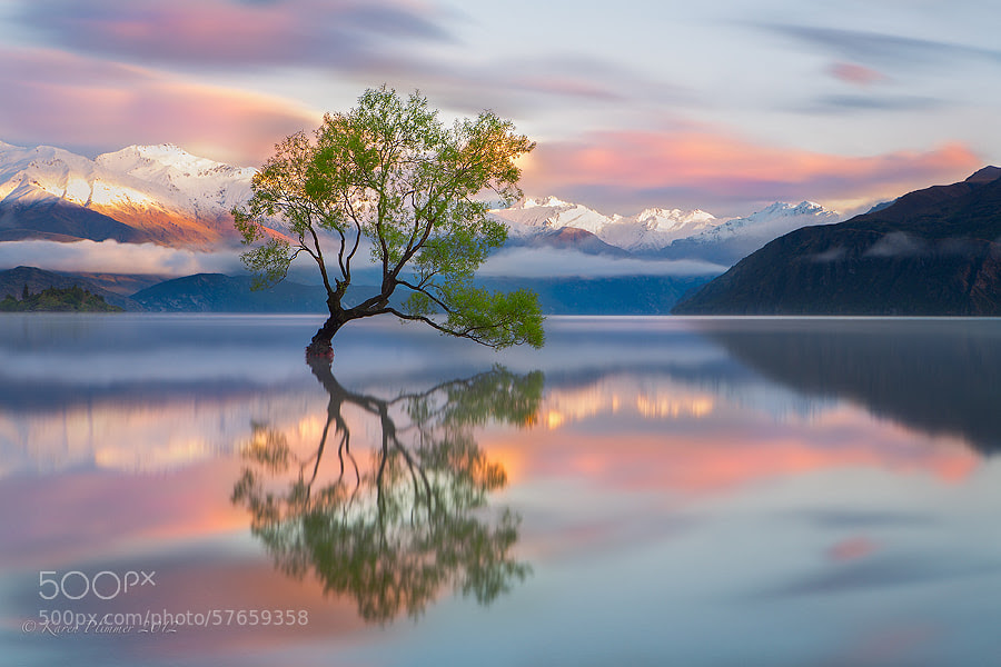 Photograph Lake Wanaka by Karen Plimmer on 500px