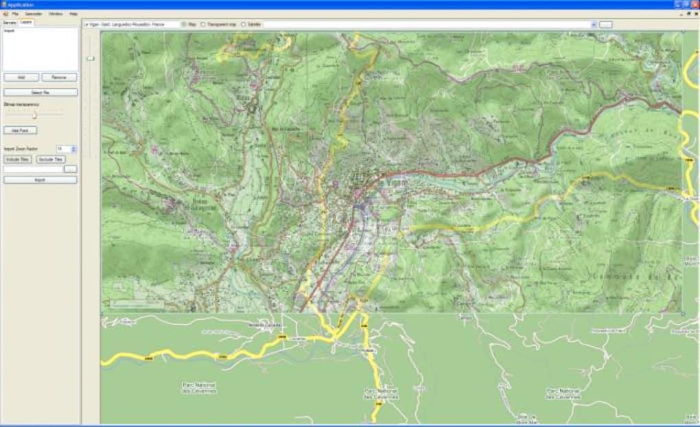 Offline Maps Download